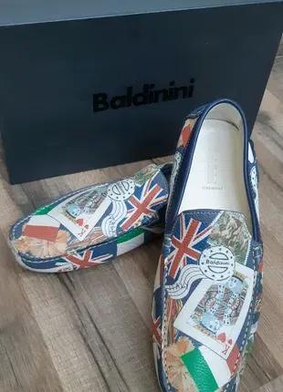 Мокасины Baldinini туфли