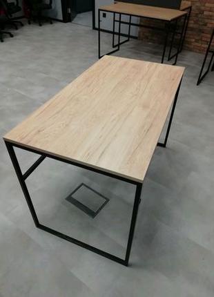 Стол офисный  лофт, мебель офисная