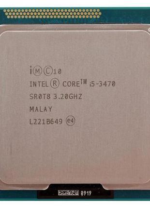 Процессор Intel Core i5-3470 3.2GHz up 3.6GHz 6M Cache Socket