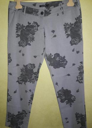 Итальянские фирменные брюки, штаны denny rose