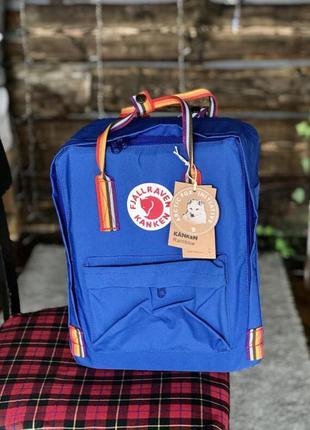 Сумка рюкзак Fjallraven kanken канкен портфель в школу