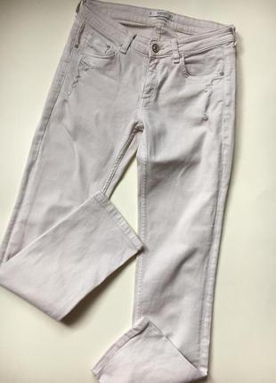 Світлі джинси 36/s mango