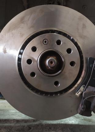 Замена Колодок тормозных дисков