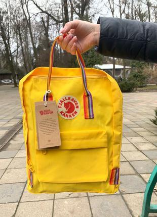 сумка рюкзак портфель для школи fjallraven kanken купить рюкзак