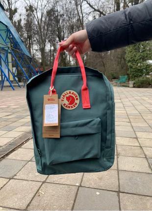 водонепроникний рюкзак fjallraven kanken портфель в школу