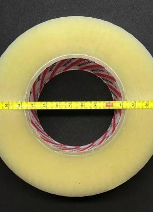 Скотч упаковочный 43 микрон 1000 метров (36шт/ящ)