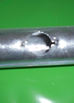 Труба 45 мм оцинкованная для линии кормораздачи