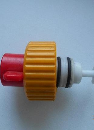 Кран регулятора давления в сборе(рем.комплект)