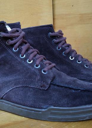 Ботинки calvin klein jeans р-р. 41-41.5-й (26.5 см)