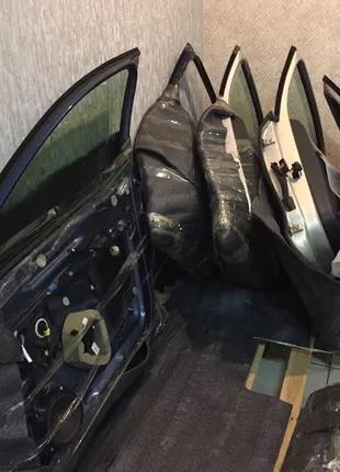 Двери VW Jetta VI и VW Passat CC (США) запчасти джетта  USA