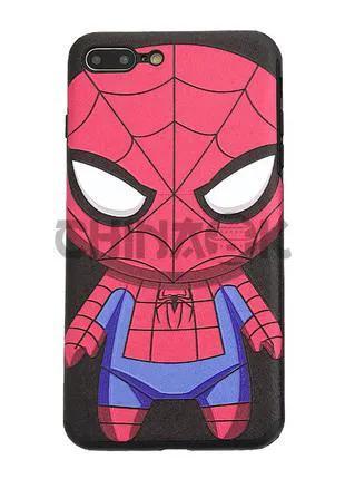 Чехол Marvel Spider-Man для iPhone X/XS