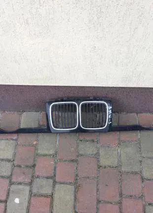 BMW-3 решетка радиатора
