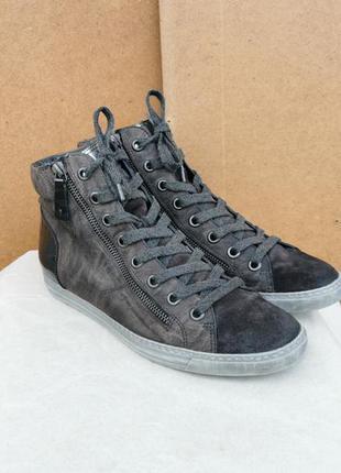Кожаные кроссовки ботинки paul green 40 р. оригинал