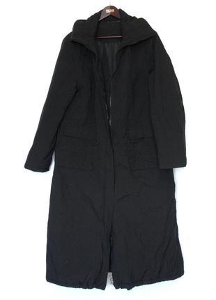 Длинное пальто, кокон, германия