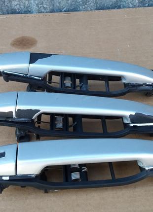 Мерседес W210 97р седан ручки дверні ручка дверна ручки дверные