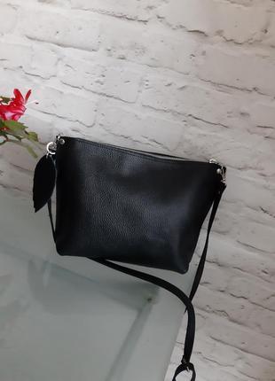 Сумочка сумка из натуральной кожи