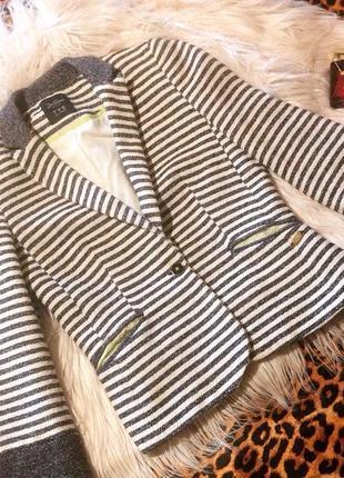 Модный пиджак zara