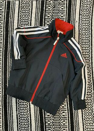 Спортивная кофта куртка для малыша adidas