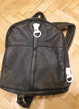 Рюкзак кожа hand made