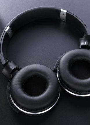 Беспроводные Наушники накладные Wireless Bluetooth, FM, SD