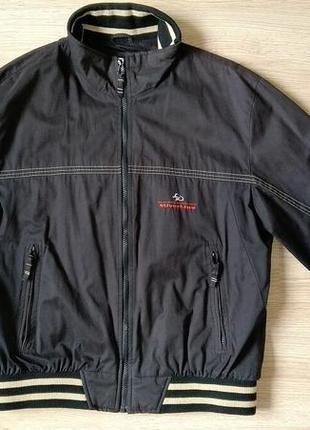 Молодежная куртка мужская