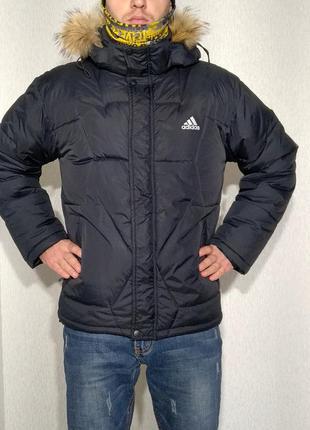 Мужская куртка на зиму adidas