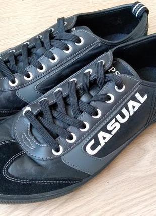 Обувь мужская кроссовки кеды casul