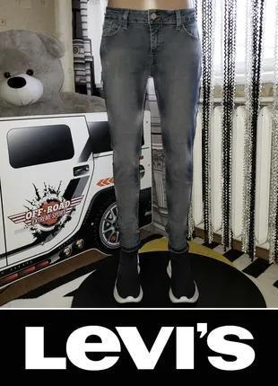 """Джинсы Levis 535™ Leggings СЧАСТЛИВАЯ ПАРА """"Счастливый"""" тэб ®"""