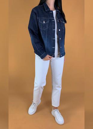 Джинсовка куртка джинсовая levis.