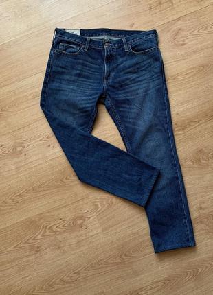 Джинсы/ джинси мужские  w34l32