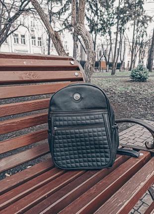 Рюкзак женский рюкзачек черный