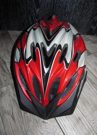 Велосипедный шлем обьем 54-58см