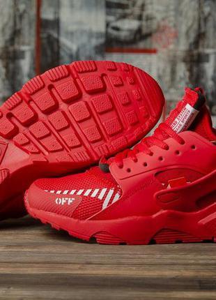 Мужские красные кроссовки ! отправка без предоплат