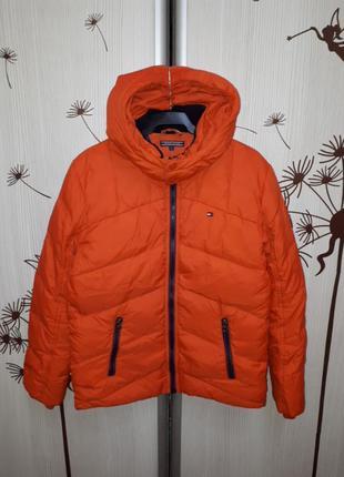 Куртка пуховик tommy hilfiger 152