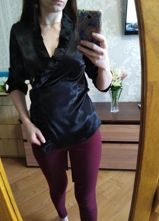 Черная блуза bonprix