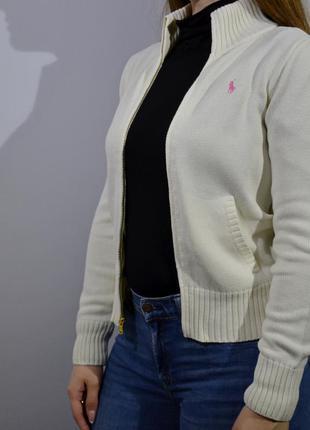 Кофта ralph lauren w's zip jumper