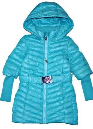 Демисезонное пальто Moncler на девочку