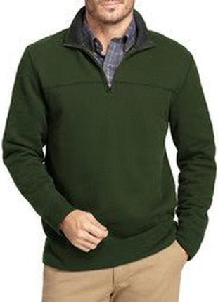 Шерстяной мериносовый свитер  кофта с молнией меринос 100%