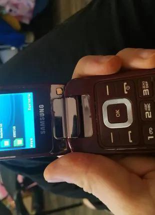 Samsung раскладной 3592 на 2 SIM