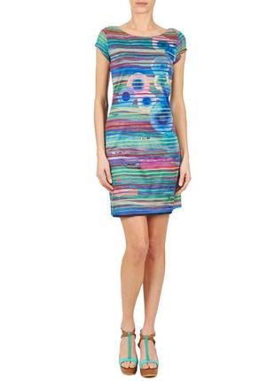 Стильное платье с декором desigual