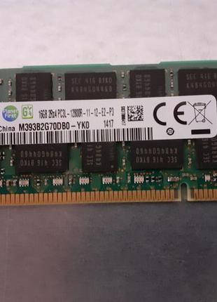 Samsung M393B2G70DB0-YK0 DDR3 16GB ECC REG 2Rx4
