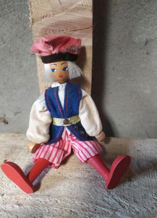 Коллекционная кукла из Германии
