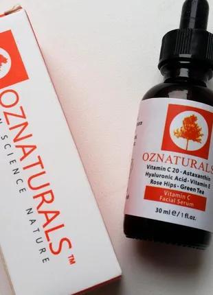 Сыворотка OZNaturals Vitamin C Facial Serum