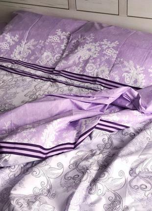 Постельное белье из натуральной ткани бязь голд