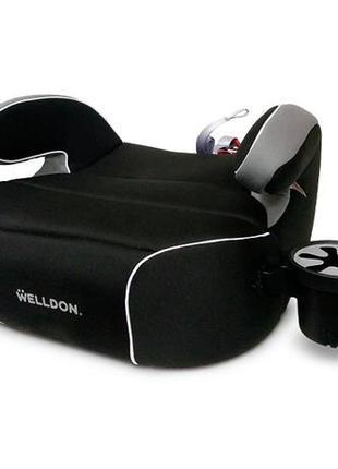 Автокресло Бустер детское Penguin Pad Welldon 22-36 кг