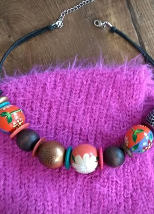 Бусы ожерелье бижутерия колье цепочка