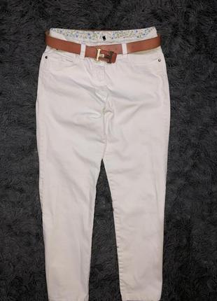 Джинсы белые бренд cro jeans
