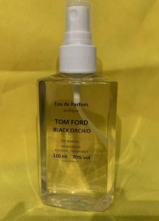 Парфюмерная вода/духи женский аромат black orchid tom ford