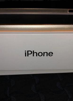 Бампер чехол на apple айфон 6+