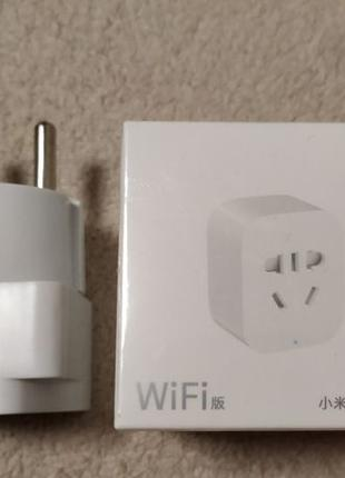 Умная Wi-fi розетка Xiaomi Mi Smart WiFi Power Plug